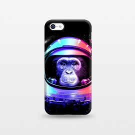 iPhone 5C  Apestronaut by Jay Maninang