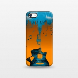 iPhone 5C  Music Cover by Jay Maninang
