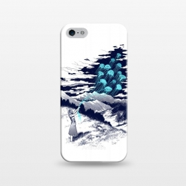 iPhone 5/5E/5s  Release The Kindness by Jay Maninang (kindness,jellyfish,sting,freedom,surreal,landscape)