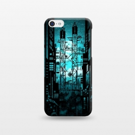 iPhone 5C  Steelscape by Jay Maninang