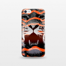 iPhone 5C  Stripped by Jay Maninang (tiger,stripes,nature,wild,wildlife, bigcats,cats)