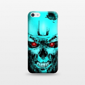 iPhone 5C  War Machine by Jay Maninang (robots,cyborg,machine,mecha)
