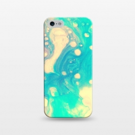 iPhone 5/5E/5s  Abstract Paint by Ashley Camille (abstract,paint)