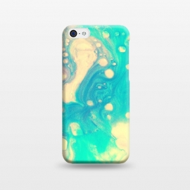 iPhone 5C  Abstract Paint by Ashley Camille