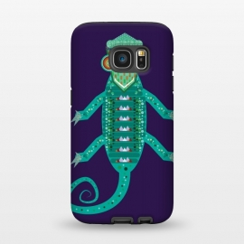Galaxy S7  chameleon by Parag K