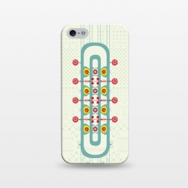 iPhone 5/5E/5s  Spanish Guitar by Karim Luengo (illustration,Pattern,color)