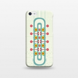 iPhone 5C  Spanish Guitar by Karim Luengo (illustration,Pattern,color)