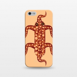 iPhone 5/5E/5s  Starfish by Parag K (art ,character,design,starfish,sea,beach)
