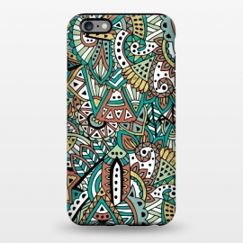 iPhone 6/6s plus  African Botanicals by Pom Graphic Design ()