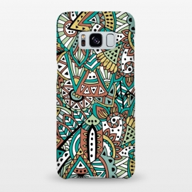 Galaxy S8+  African Botanicals by Pom Graphic Design ()