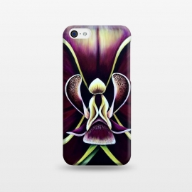 iPhone 5C  Orchid by Denise Cassidy Wood