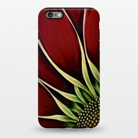 iPhone 6/6s plus  Red Gazania II by Denise Cassidy Wood