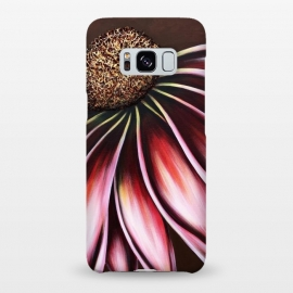 Galaxy S8+  Cone Flower by Denise Cassidy Wood