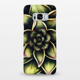 Galaxy S8+  Succulent by Denise Cassidy Wood
