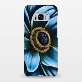 Galaxy S8+  Blue Cosmos by Denise Cassidy Wood