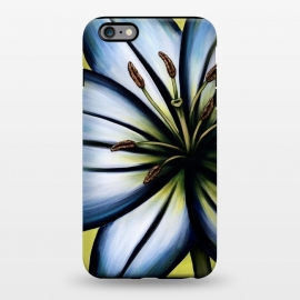 iPhone 6/6s plus  Blue Lily by Denise Cassidy Wood