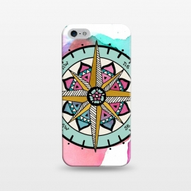 iPhone 5/5E/5s  compass by Pom Graphic Design (compass)