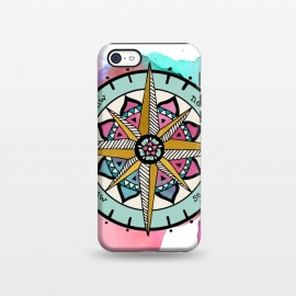 iPhone 5C  compass by Pom Graphic Design (compass)