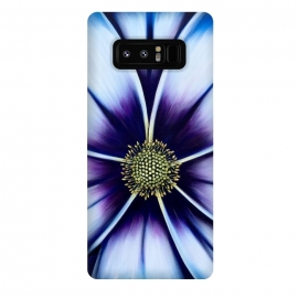 Galaxy Note 8  Ice Blue by Denise Cassidy Wood