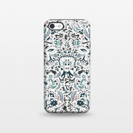 iPhone 5C  Persian Dreams by Pom Graphic Design