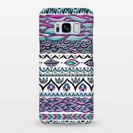 Beach Paradise by Pom Graphic Design (tribal, aztec,geometric,leaves)
