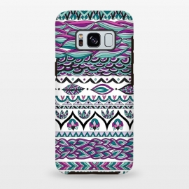 Galaxy S8+  Beach Paradise by Pom Graphic Design