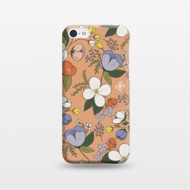 iPhone 5C  Floral Bouquet by TracyLucy Designs