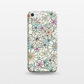 iPhone 5C  Marisa Floral by TracyLucy Designs ()