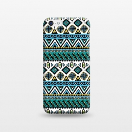 iPhone 5C  Tribal stripe by Laura Grant ()