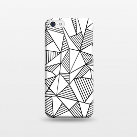 iPhone 5C  AB Lines White by Project M ()
