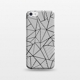 iPhone 5C  AB Lines 2 White by Project M ()
