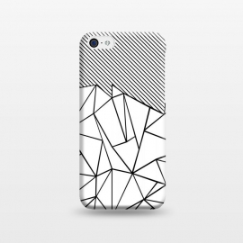 iPhone 5C  AB Lines 45 White by Project M ()