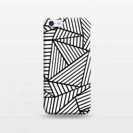 iPhone 5C  AB Lines Zoom White by Project M ()