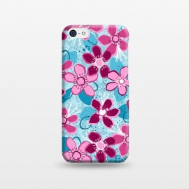 iPhone 5C  Blossom Flower by Kimrhi Studios ()