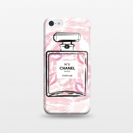 iPhone 5C  Chanel Kisses by Martina
