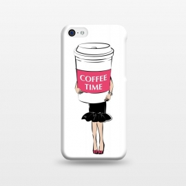 iPhone 5C  Coffee Lover by Martina