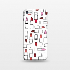 iPhone 5C  Lipstick Love by Martina ()