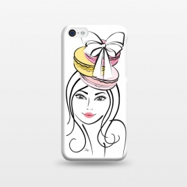 iPhone 5C  Macaron Girl by Martina ()