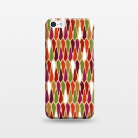 iPhone 5C  Xmas Geometric by Kimrhi Studios ()