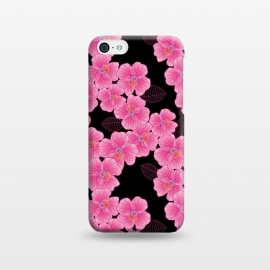iPhone 5C  Pinkon Black by Julia Grifol ()