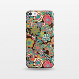 iPhone 5C  My Butterflies and Flowers by Julia Grifol ()