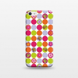 iPhone 5C  My happpy Circles by Julia Grifol ()