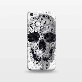 iPhone 5C  Doodle Bw by Ali Gulec ()
