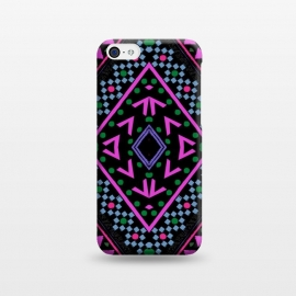 iPhone 5C  Neon Pattern by Nika Martinez ()