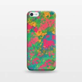 iPhone 5C  Flowerfield by Kathryn Pledger ()