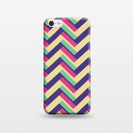 iPhone 5C  3D Chevron by Josie Steinfort  ()