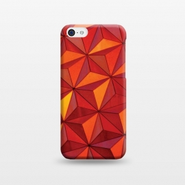 iPhone 5C  Geometric Epcot by Josie Steinfort