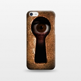 iPhone 5C  Who is watching you by Nicklas Gustafsson ()