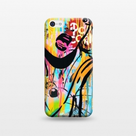 iPhone 5C  Surprise kitty cat by Scott Hynd by Scott Hynd ()