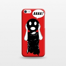iPhone 5C  Scream by Balazs Solti ()